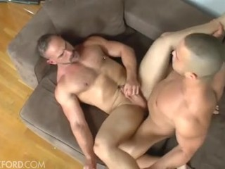 Hot Daddy and Son